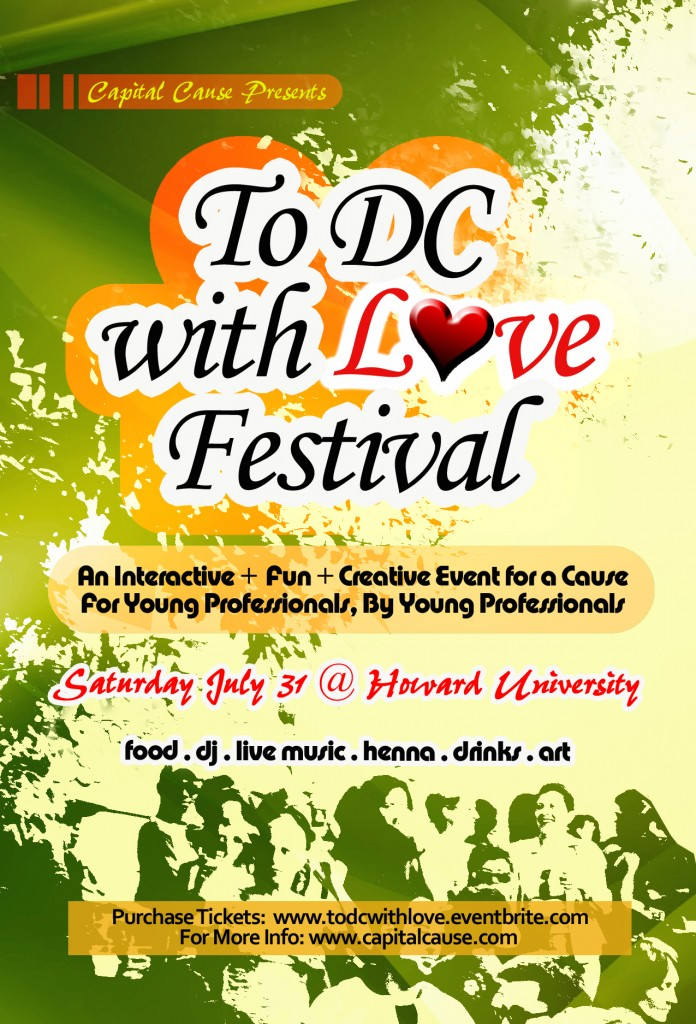 Capital Cause: To DC With Love Festival